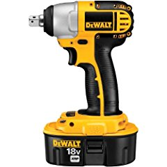 DEWALT DC820KA 1/2 (13mm) 18V Cordless XRP Impact Wrench Kit