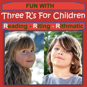 Three R's for Children