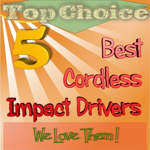 Best Cordless Impact Drivers